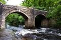A bridge on Dartmoor
