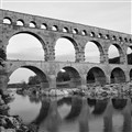 bridge of Gard, France