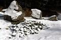 Snow and stones 2