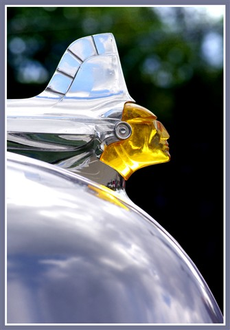 Lighted Pontiac Hood Ornament 1953 Ehdesigns Galleries Digital Photography Review