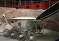 Lunokhod 1 (moon walker)