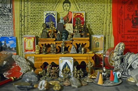 My Buddha's
