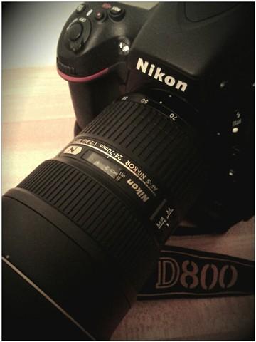 D800 + Nikkor 24-70/2.8G