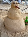 Snowman from Tobago
