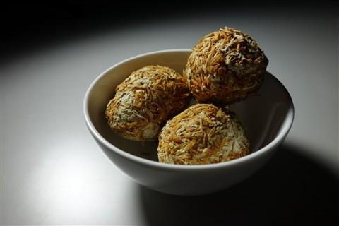 Salty Eggs