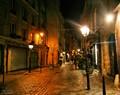 Pedestrian Zone in Paris' Le Mares (in 4th Quarter)