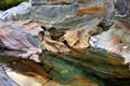 Granite stripes
