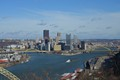 Pittsburgh, from West End Overlook
