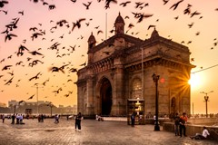 The Gateway of India - Mumbai
