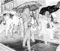 Rain Drawing