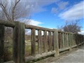 Fences in the countryside