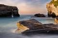 Sunset, Praia de Illas