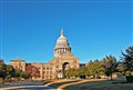 The Texas State Capital Building, Austin, TX.
