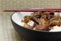 Pork Stew Rice