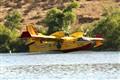 fire plane