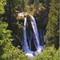 Burney falls top