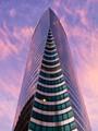 EDF's Tower in La Défense, Paris, France