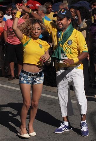 Soccer fans Z6201198