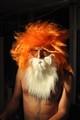 The Orange Lion