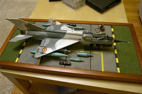 MiG-21 Lancer C model