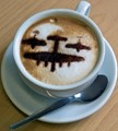 Cappuccino at the BBMF