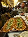 LAHMACUN(Kind of Turkish Piza) In anticipation