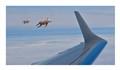 In a plane over Central Australia