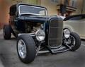 Fenderless 1932 'Deuce Coupe