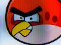 Angry Bird and it's pixels!