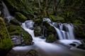 Cataract Falls, California