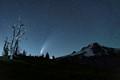 Comet Neowise - Mt Hood Oregon