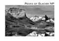 Peaks of Glacier NP