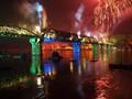 Steam Train - The Bridge over the River Kwai Show