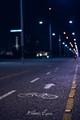 Alone with my bike