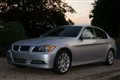 BMW335i-sunset