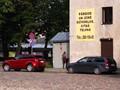 A street scene in Riga.