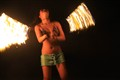 Fire Dancer in Puerto Gallera