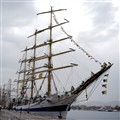 Three masted