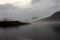 Fog at Loch Fada