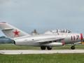 MiG on the Runway