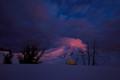 Morning Light Show Mt Hood