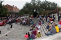 Street Performance, Jackson Square, New Orleans, LA