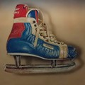 Gretzky's skate (the Great one)