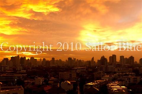 BKK Sunset - CT=7500