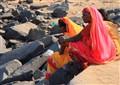 Indian women. Pondicherry