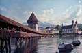 Chapel Bridge, Lucerne Switzerland