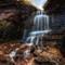 Small Falls, Glacier NP Color-2