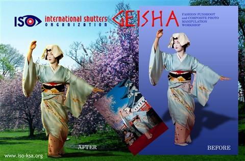 Geisha Funshoot