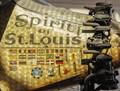 Spirit of St. Louis, National Air & Space Museum, Washington, DC.