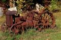 steel tractor